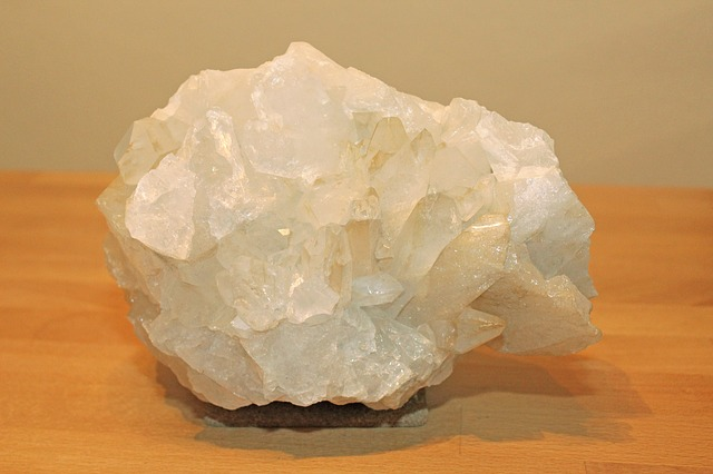 crystal de roche